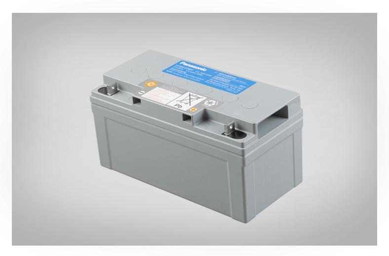 松下LC-PM系列蓄电池