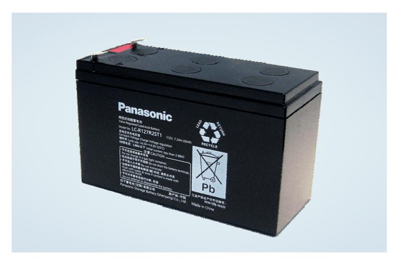 松下LC-R系列蓄电池
